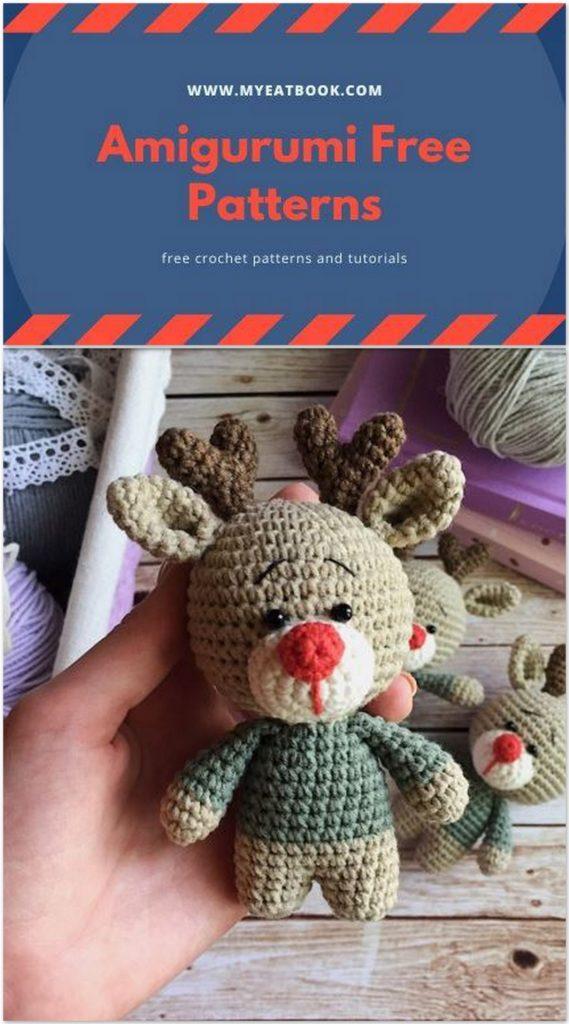 Snailboo] P3.1   Kakashi The Last chibi Doll   Crochet Tutorial ...   1024x569