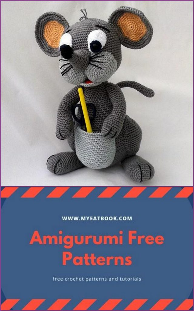 Cute Tiny Amigurumi Patterns | 1024x640